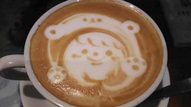 コーヒー、コーヒーカップ