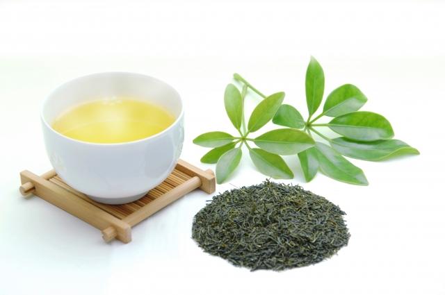 緑茶、日本茶