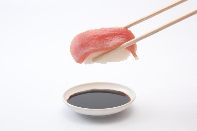 寿司(マグロ)